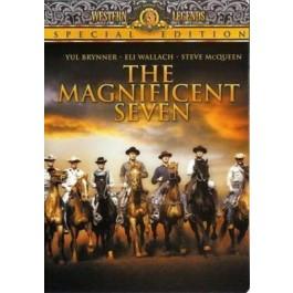 John Sturges Sedmorica Veličanstvenih DVD