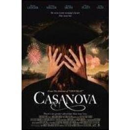 Lasse Hallstrom Casanova DVD