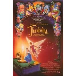 Movie Palčica DVD