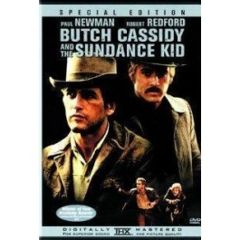 George Roy Hill Butch Cassidy I Sundance Kid DVD