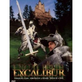 John Boorman Excalibur DVD