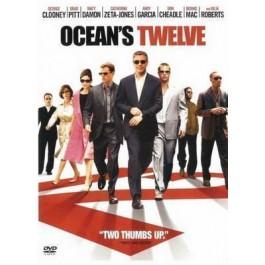 Steven Soderbergh Oceanovih Dvanaest DVD