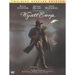 Lawrence Kasdan Wyatt Earp DVD
