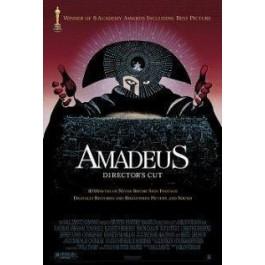 Miloš Forman Amadeus Redateljeva Verzija DVD