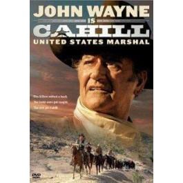 Andrew V Mclaglen Cahill U.s. Marshal DVD