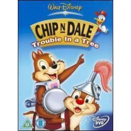 Movie Chip I Dale Nevolje Na Stablu DVD