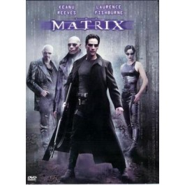 Andy I Larry Wachowski Matrix DVD