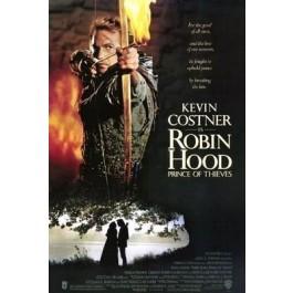 Kevin Reynolds Robin Hood Princ Lopova DVD