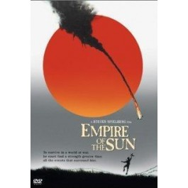 Steven Spielberg Carstvo Sunca DVD