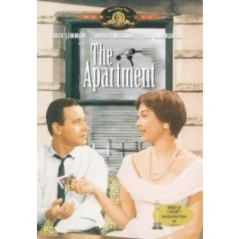 Billy Wilder Apartman DVD
