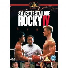 Sylvester Stallone Rocky Iv DVD