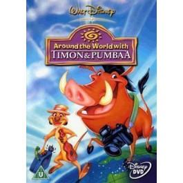 Tony Craig Timon I Pumba Put Oko Svijeta DVD