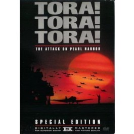 Richard Fleischer Toshio Masuda Tora Tora Tora DVD