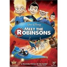 Stephen J Anderson Obitelj Robinson DVD