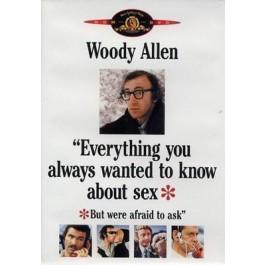 Woody Allen Sve Što Ste Uvijek Htjeli Znati O Seksu DVD