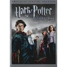 Mike Newell Harry Potter I Plameni Pehar DVD
