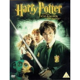 Chris Columbus Harry Potter I Odaja Tajni BLU-RAY