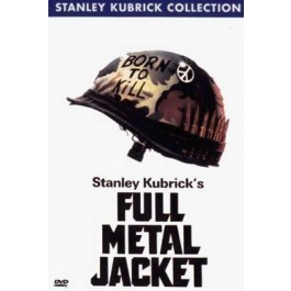 Stanley Kubrick Full Metal Jacket DVD