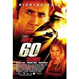 Dominic Sena Nestali Za 60 Sekundi DVD