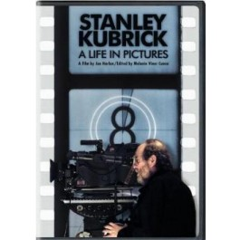 Jan Harlan Stanley Kubrick Život U Slikama DVD