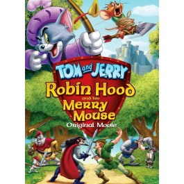 Movie Tom I Jerry-Zabava I Vriskovi DVD