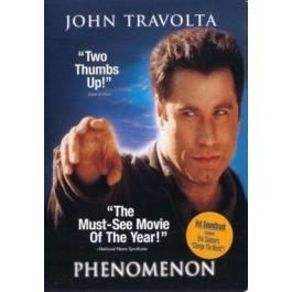 Jon Turteltaub Fenomen DVD