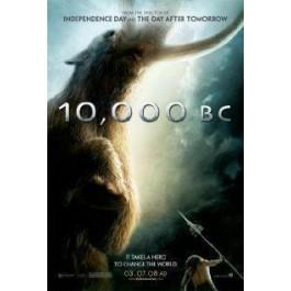 Roland Emmerich 10.000 Prije Krista DVD