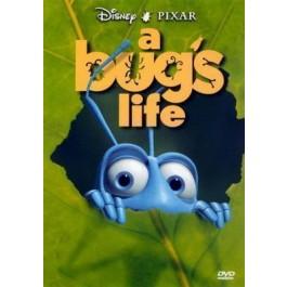 John Lasseter Andrew Stanton Život Buba DVD