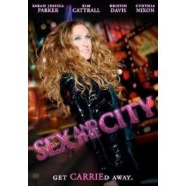 Michael Patrick King Seks I Grad DVD