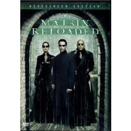 Andy Wachowski Larry Wachowski Matrix Reloaded DVD