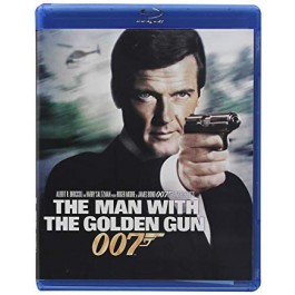 Harry Saltzman Čovjek Sa Zlatnim Pištoljem BLU-RAY