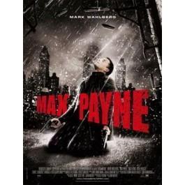 John Moore Max Payne DVD