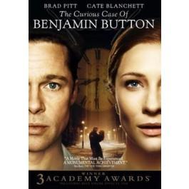 David Fincher Neobična Priča O Benjaminu Buttonu DVD