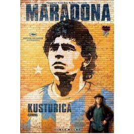 Emir Kusturica Maradona DVD