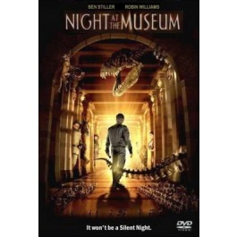 Shawn Levy Noć U Muzeju 2 DVD
