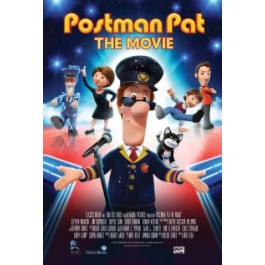 Movie Poštar Pat 3 DVD