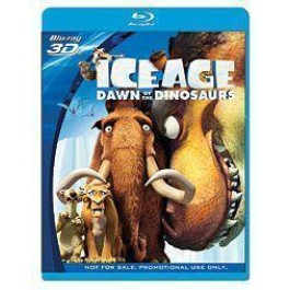 Carlos Saldanha Mike Thurmeier Ledeno Doba 3 Dinosauri Dolaze DVD