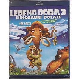 Carlos Saldanha Mike Thurmeier Ledeno Doba 3 Dinosauri Dolaze BLU-RAY