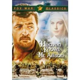 John Huston Nebo Zna G. Allison DVD
