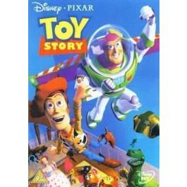 John Lasseter Priča O Igračkama BLU-RAY