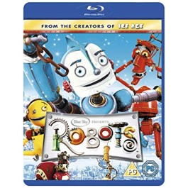 Carlos Saldanha Chris Wedge Roboti BLU-RAY