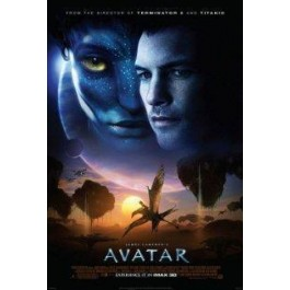 James Cameron Avatar DVD