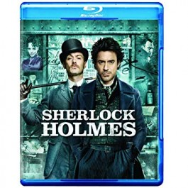 Guy Ritchie Sherlock Holmes BLU-RAY