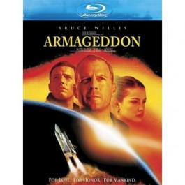 Michael Bay Armageddon BLU-RAY
