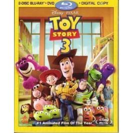 Lee Unkrich Priča O Igračkama 3 BLU-RAY+DVD