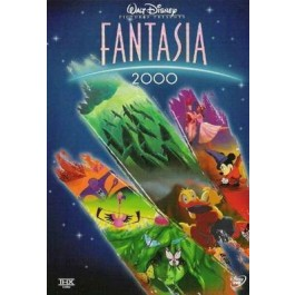 James Algar Gaetan Brizzi Fantazija 2000 BLU-RAY+DVD