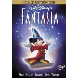 James Algar Samuel Armstrong Fantazija DVD