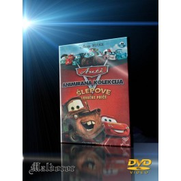 Movie Auti-Šlepova Kolekcija DVD