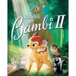 Brian Pimental Bambi 2 DVD