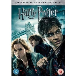 David Yates Harry Potter I Darovi Smrti 1dio BLU-RAY
